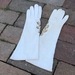 Vintage Dinner Party Gloves